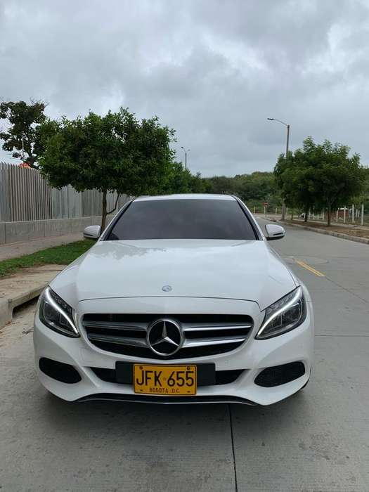 <strong>mercedes-benz</strong> Clase C 2017 - 75000 km