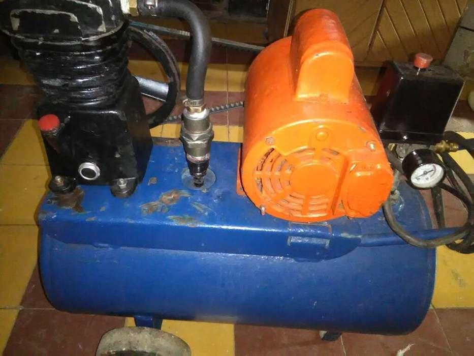 Compresor de Aire 130 Libras