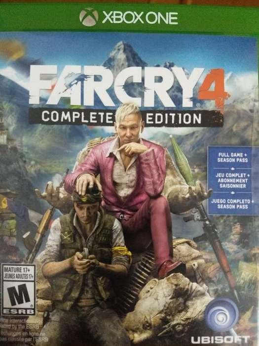 Farcry4 Complete Edición - Como Nuevo