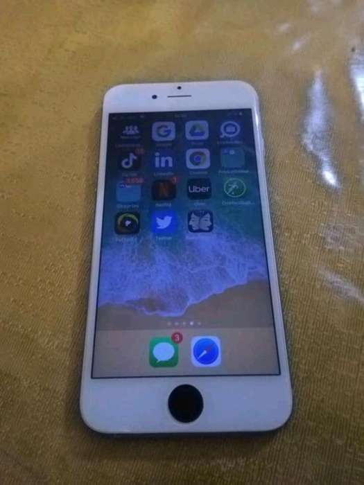 Vendo iPhone 6 Estado 9/10