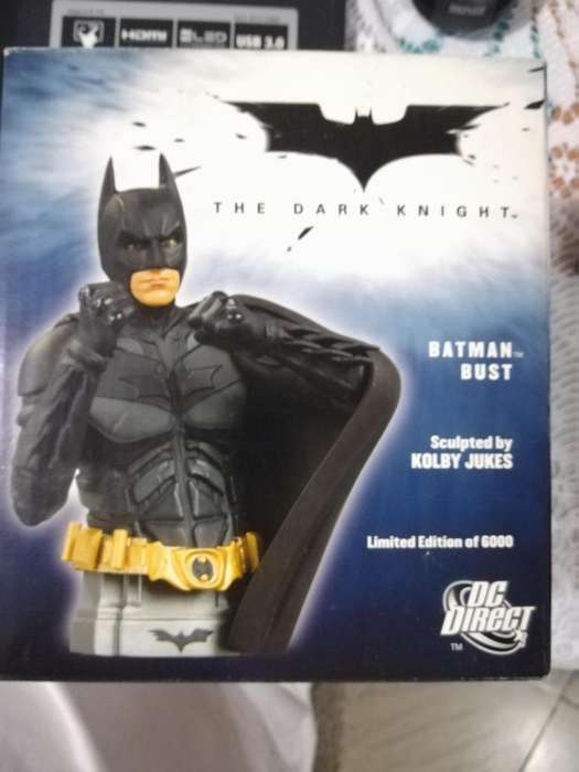 Busto Batman The Dark Night
