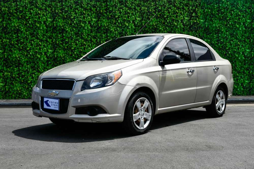<strong>chevrolet</strong> Aveo 2014 - 96407 km