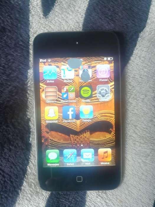 Vendo iPod de 8 Gigas