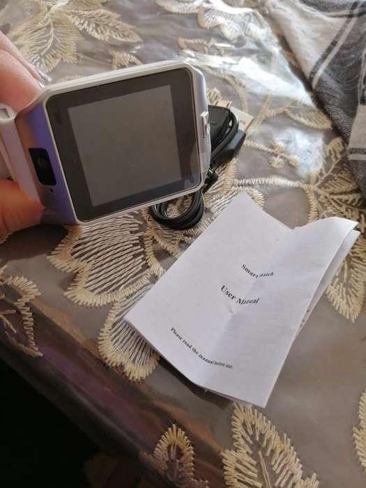 Smart Watch Blanco