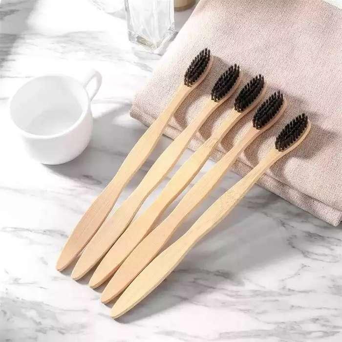 Cepillos de Dientes Ecológicos Bambú