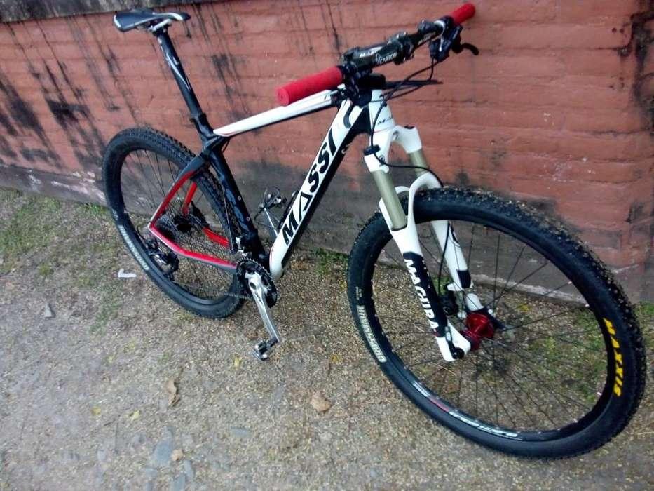 Bicicleta Massi Pro 27.5 Carbono
