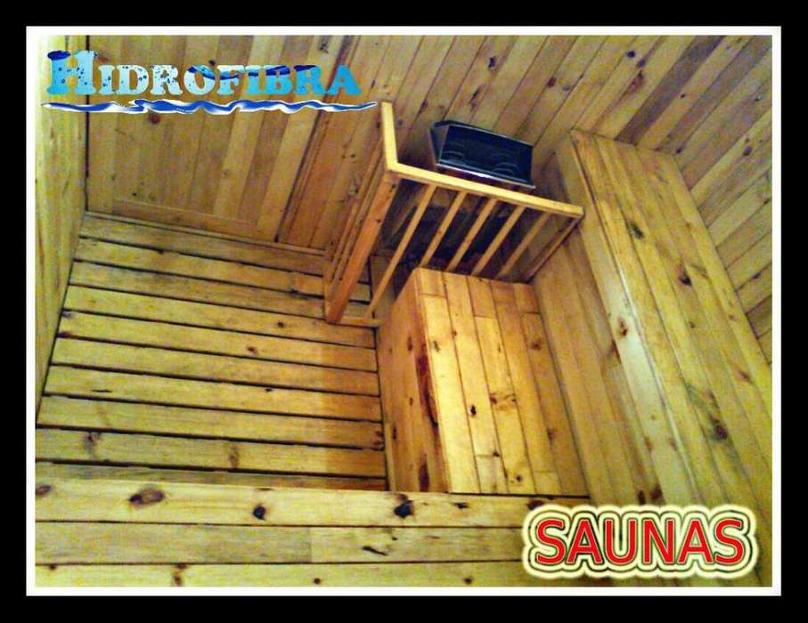 Venta de Equipos de Sauna y de Turco