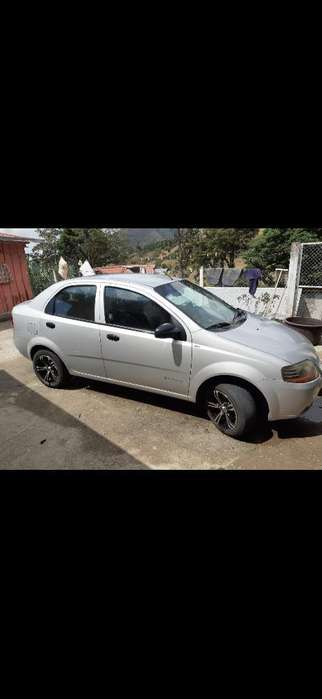 Chevrolet Aveo 2012 - 112000 km