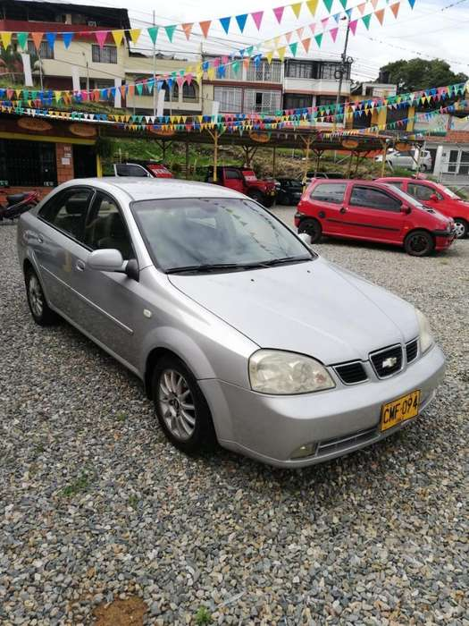 Chevrolet Optra 2005 - 145271 km