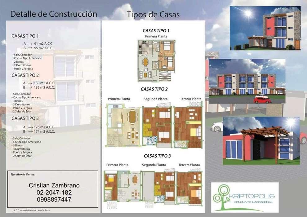 Proyecto en Tumbaco El Arenal