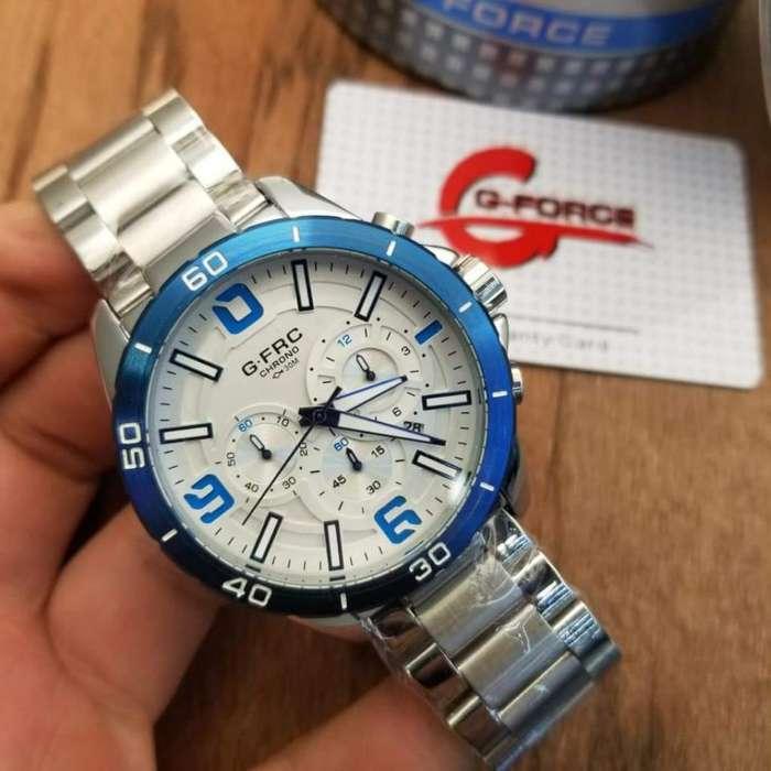 Reloj G Forc Crono Original