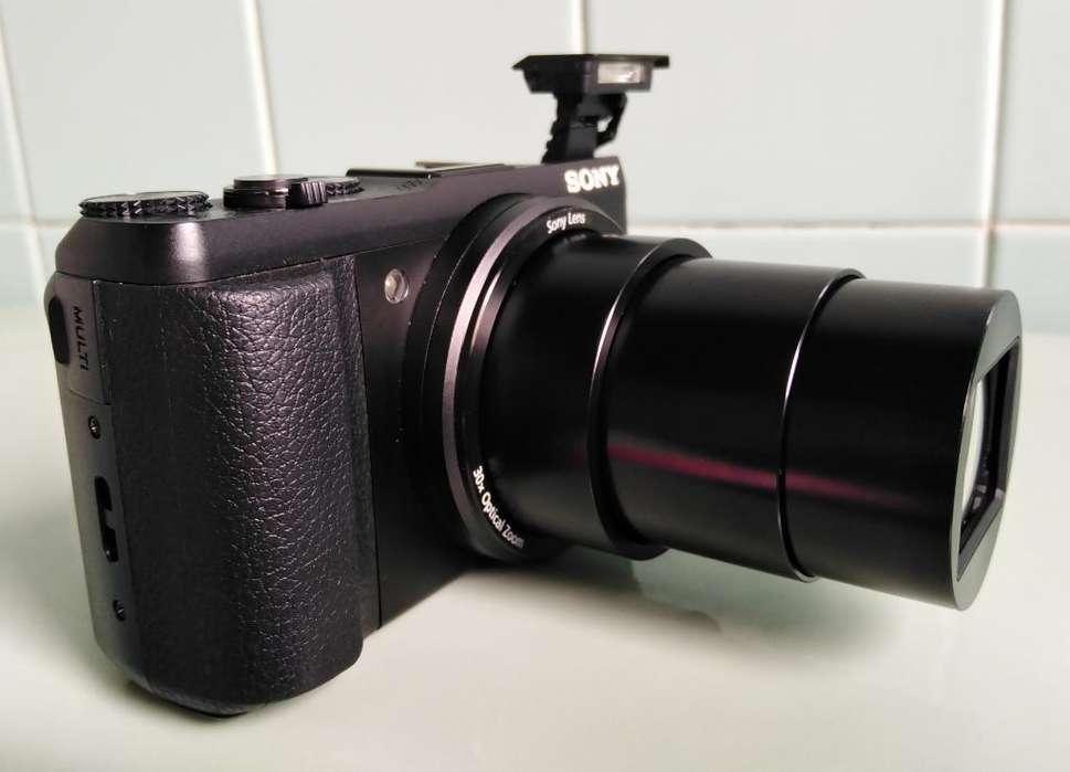 Sony 30x de Zoom Wifi Gps 20mpx Full Hd