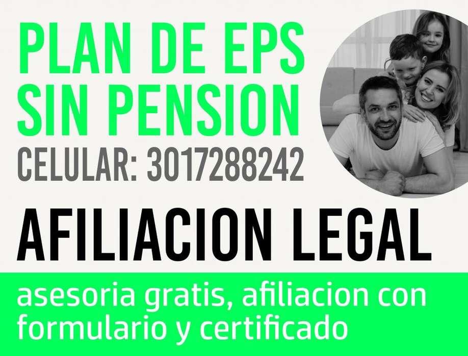 EMPRESA DE AFILIACIONES - Llama al 3017288242 ó 3003208895 y le entregamos su afiliación REAL sellada por la misma EPS