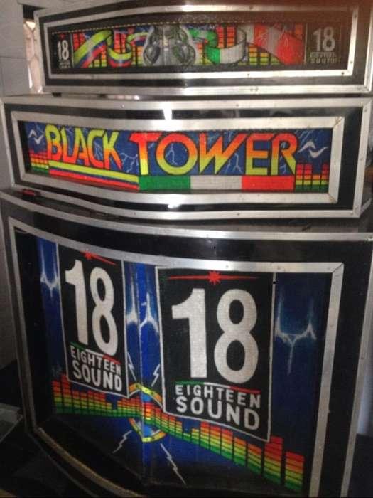 bajo Blacktower de 4 de 18