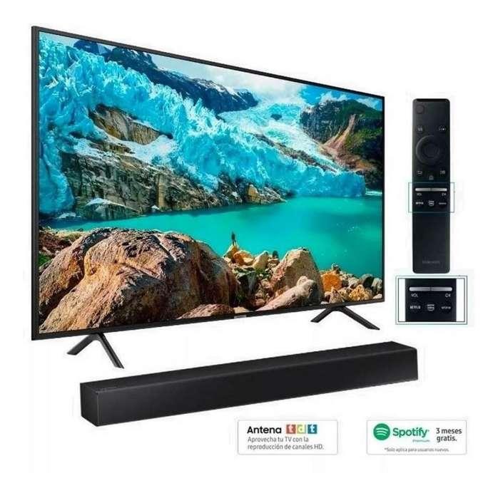 Promotv Samsung4k 50 Smart Ybarra Deson