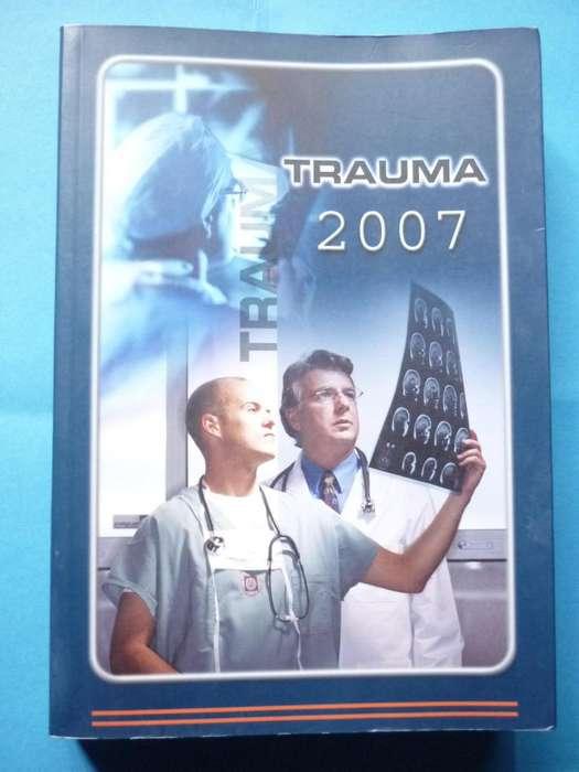 LIBRO TRAUMA 2007, Volumen 1 y 2, 10