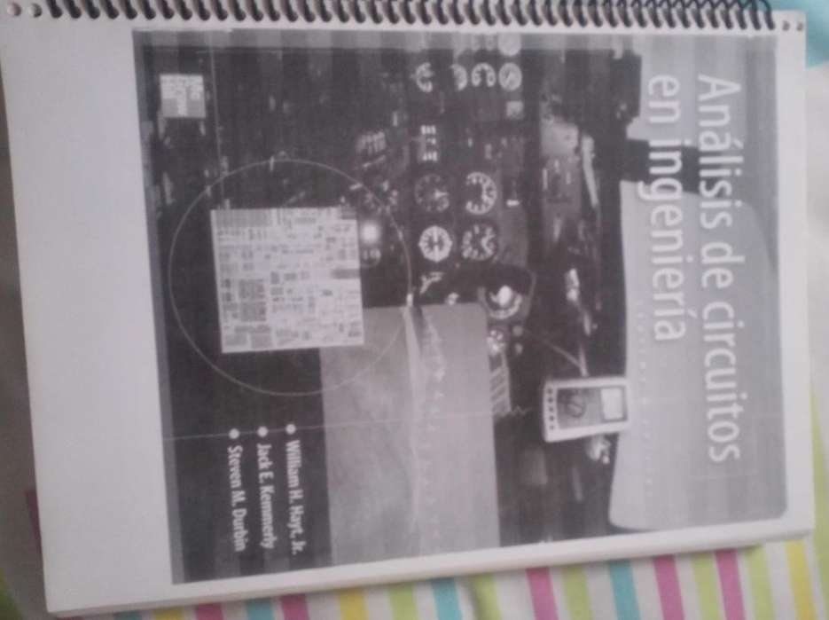Libro Análisis de circuitos Ingenieria Hayt
