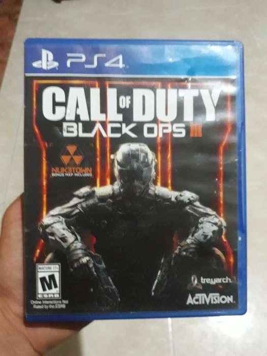 Vendo O Cambio Call Of Duty Bo3