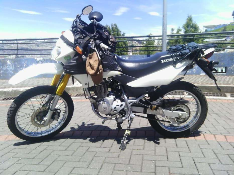 VENDO O CAMBIO MOTO <strong>honda</strong> XR ENDURO 125 cc