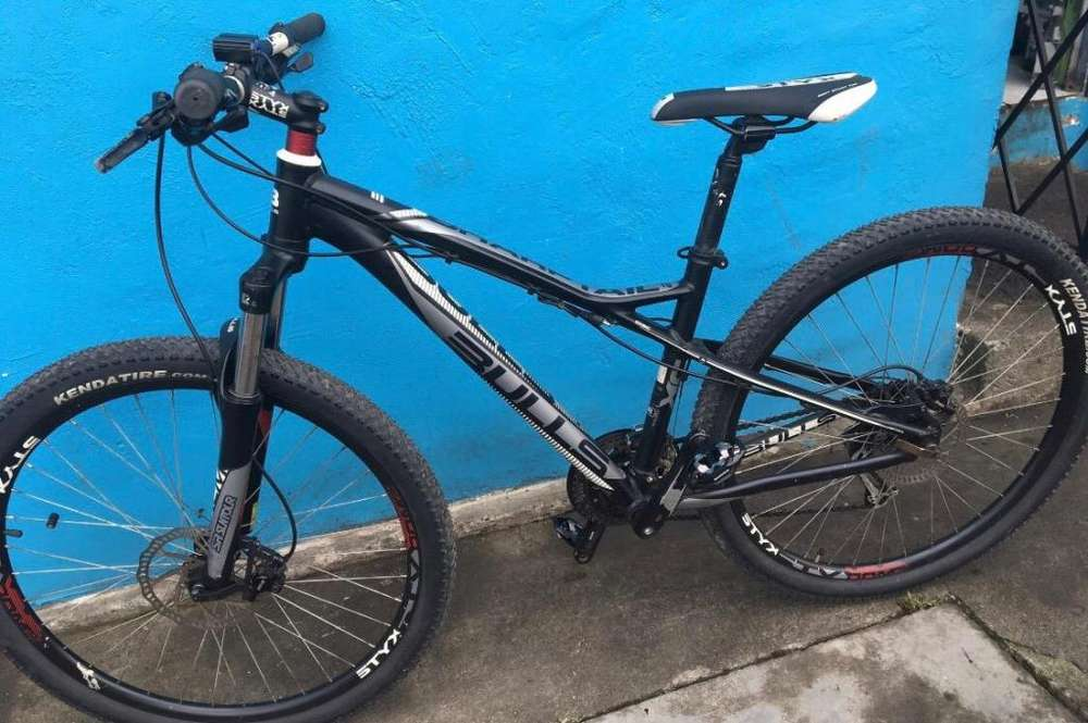 Bicicleta Bulls Talla S Rin 27,5