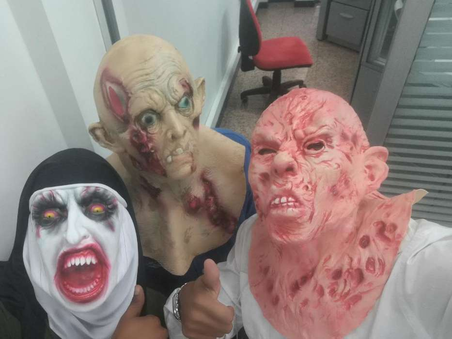 Mascaras Hallowen