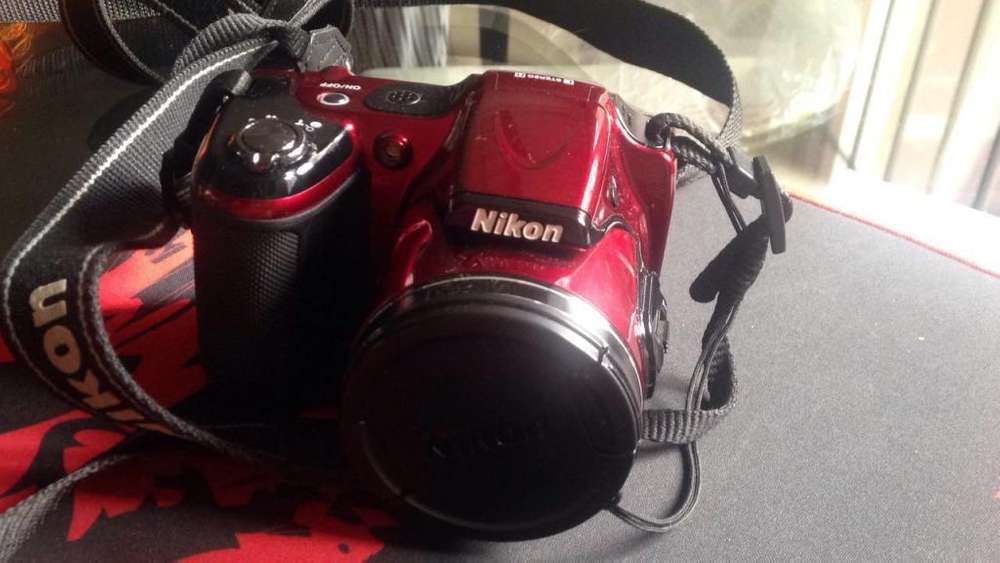 Camara Semiprofesional Nikon L820 30x Zoom Barata!!!!