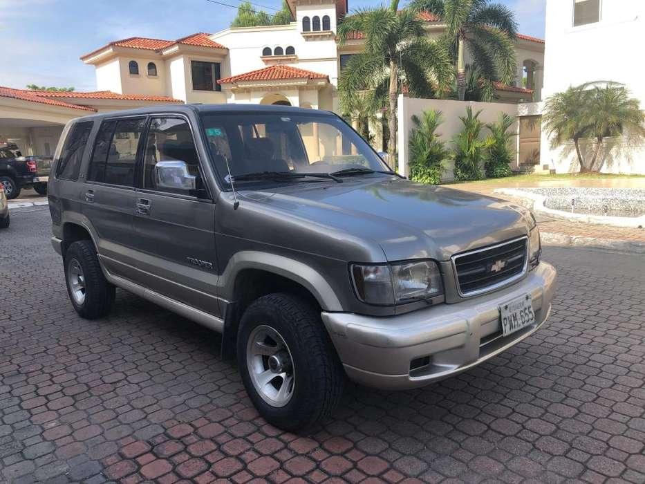 Chevrolet Trooper 2000 - 179000 km