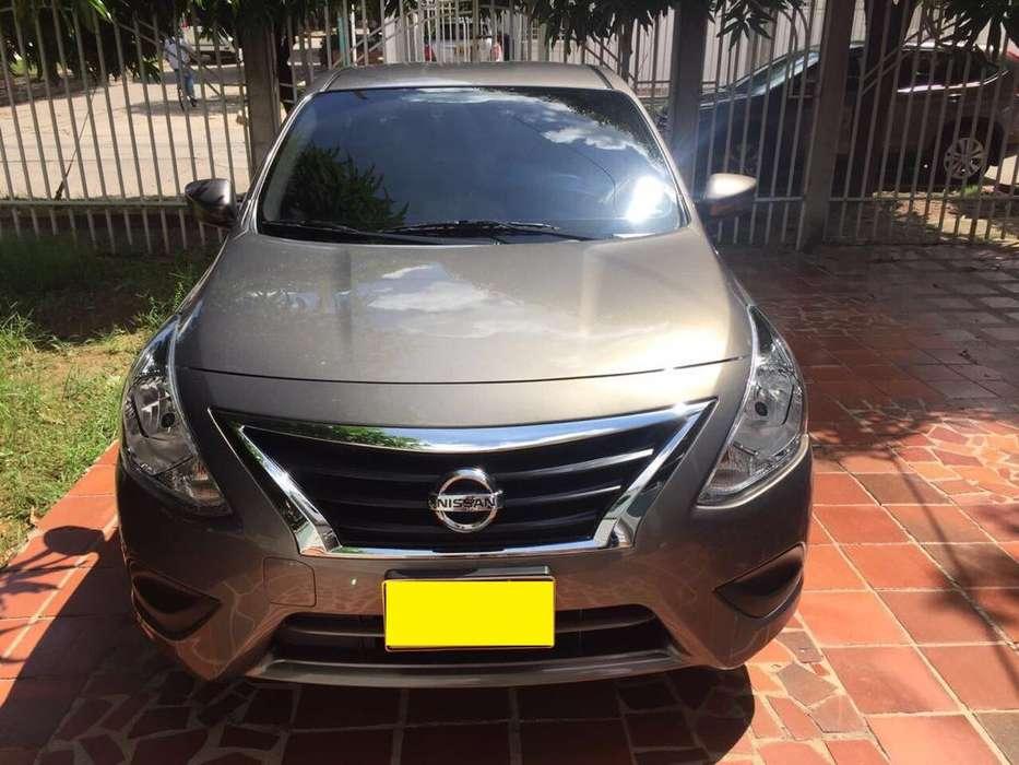 Nissan Versa 2016 - 24000 km