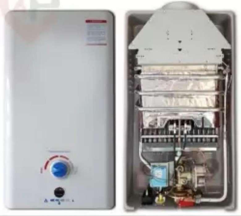Tecnico de los calefones a gas electricos termostatos bombas de agua plomeria cobre pvc 0969590867