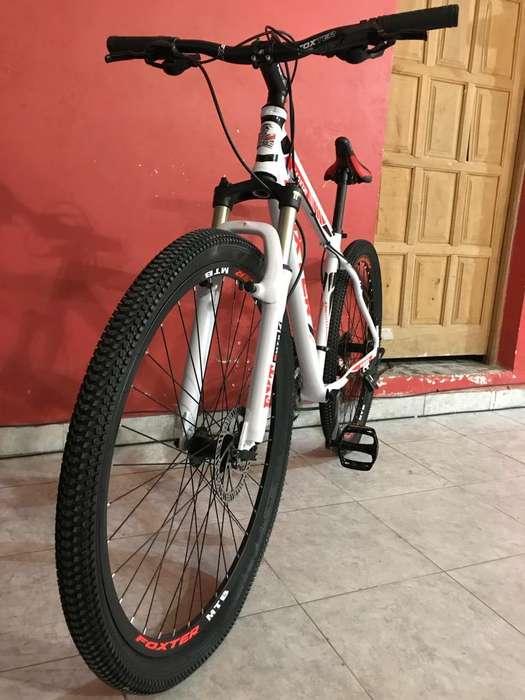 Bicicleta Mtb Foxter