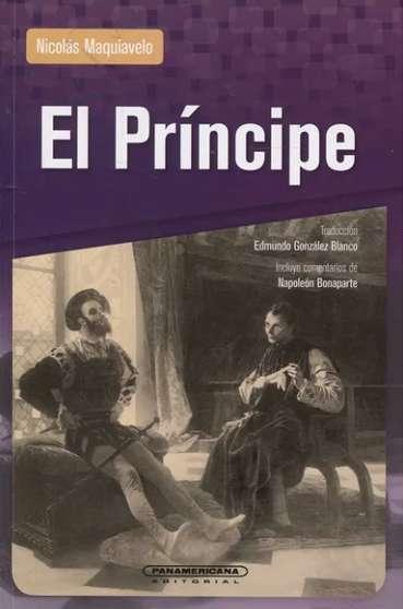 El príncipe por Nicolas Maquiavelo