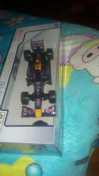 Carro a Control Remoto Formula Uno Colec