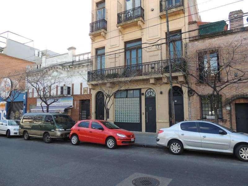 PH ideal oficina en alquiler en el barrio de Villa Crespo (sin expensas)