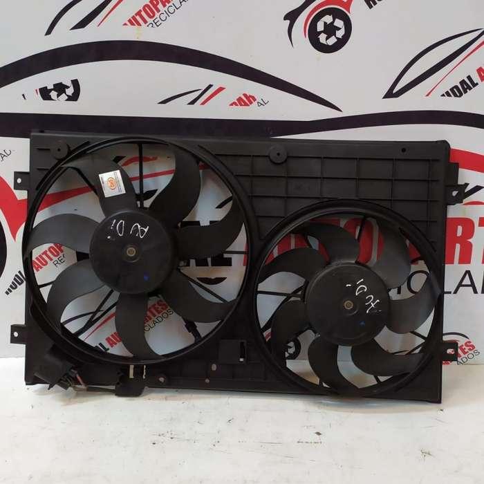 Electro Ventilador <strong>audi</strong> A3 7315 Oblea:02584305