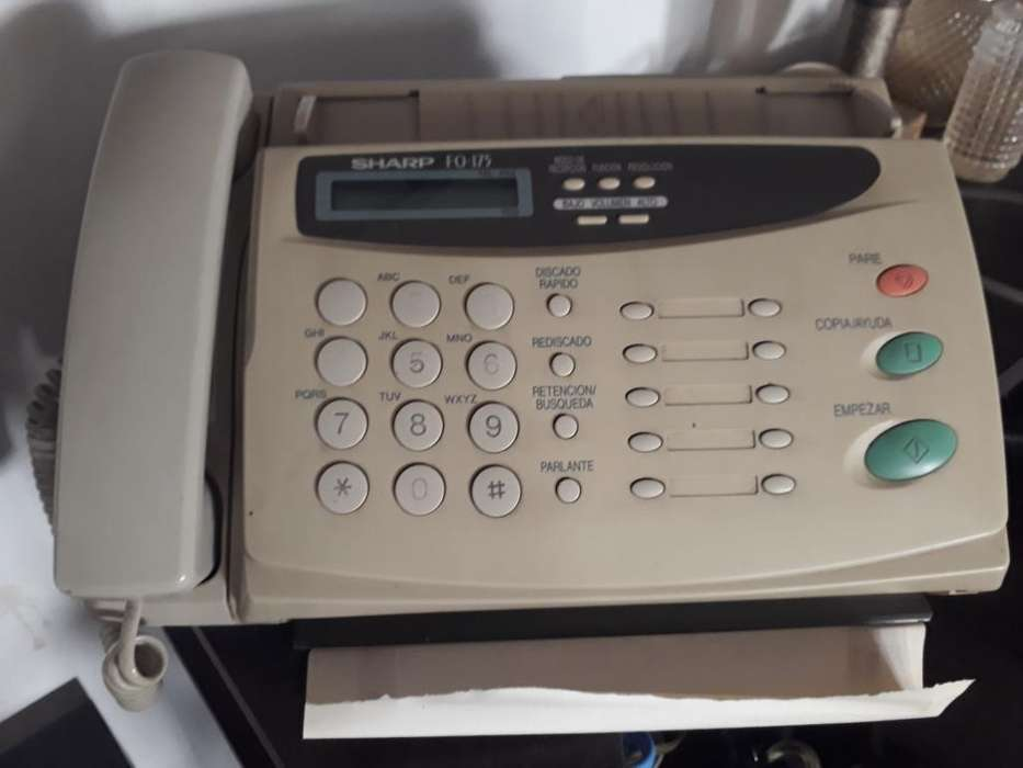 Telefono <strong>fax</strong>