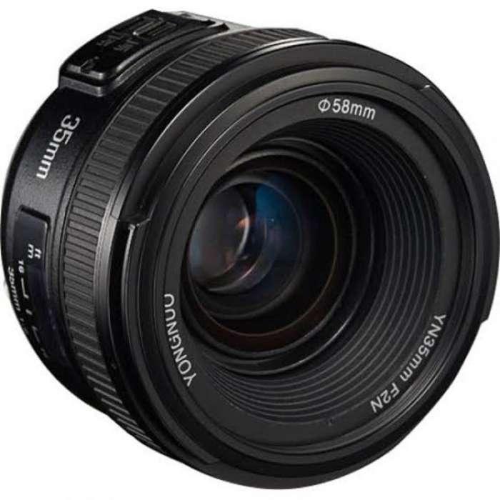 35mm Nikon Youngnuo