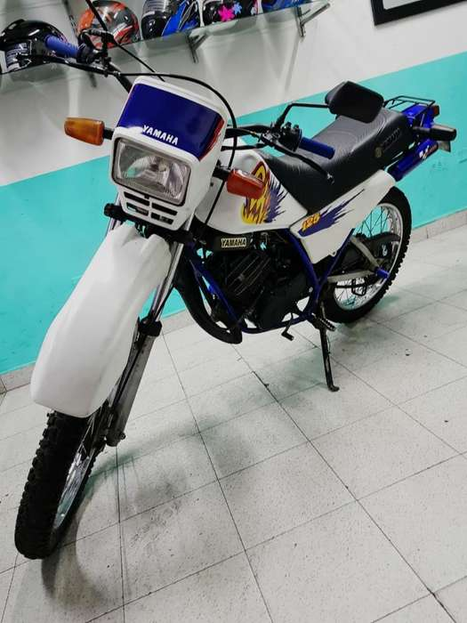 <strong>yamaha</strong> Dt 125 Modelo 1995