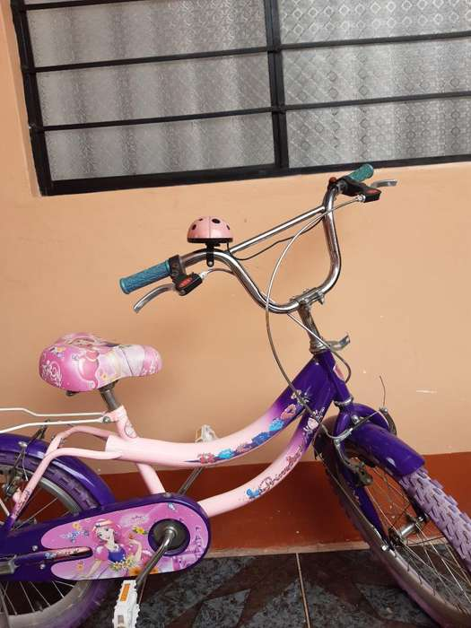 Bicicleta para Niñas de 6 a 8 Años