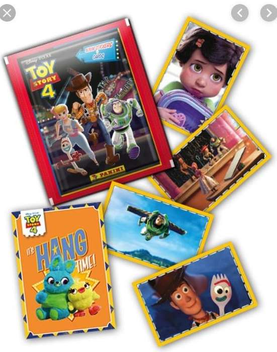 Laminitas Album Toy Story de PANINI