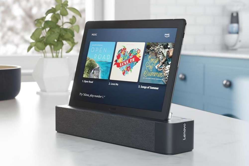 Tablet Tab M10 con Dock Dolby Atmos