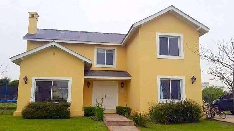 Muy linda casa para alquiler temporal en <strong>estancia</strong>s del pilar