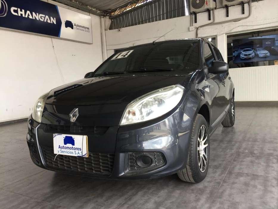 Renault Sandero 2014 - 154000 km