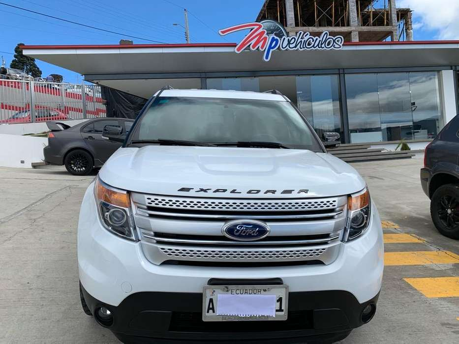 Ford Explorer 2015 - 75000 km