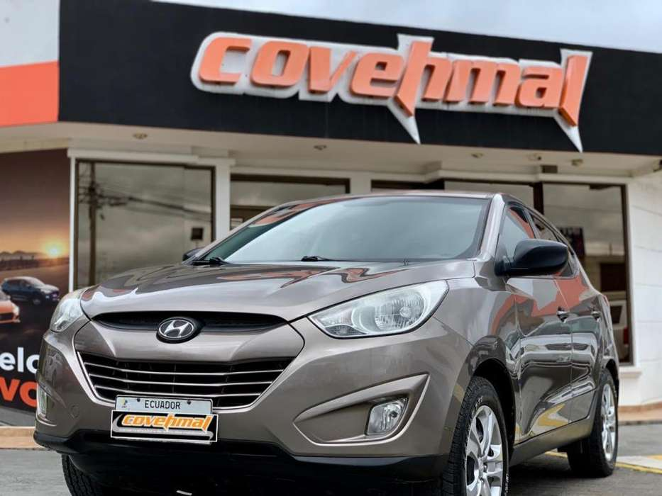 Hyundai Tucson 2013 - 118000 km