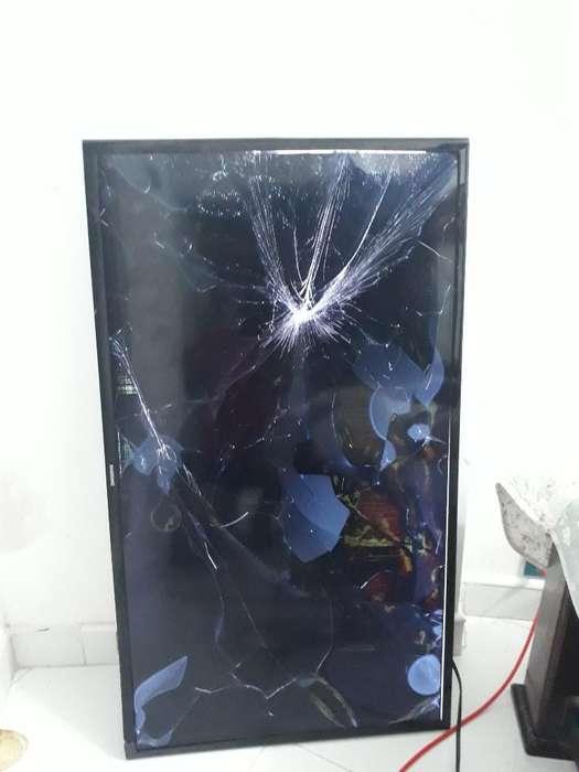 Smart Tv Samsung 40 para Repuestos
