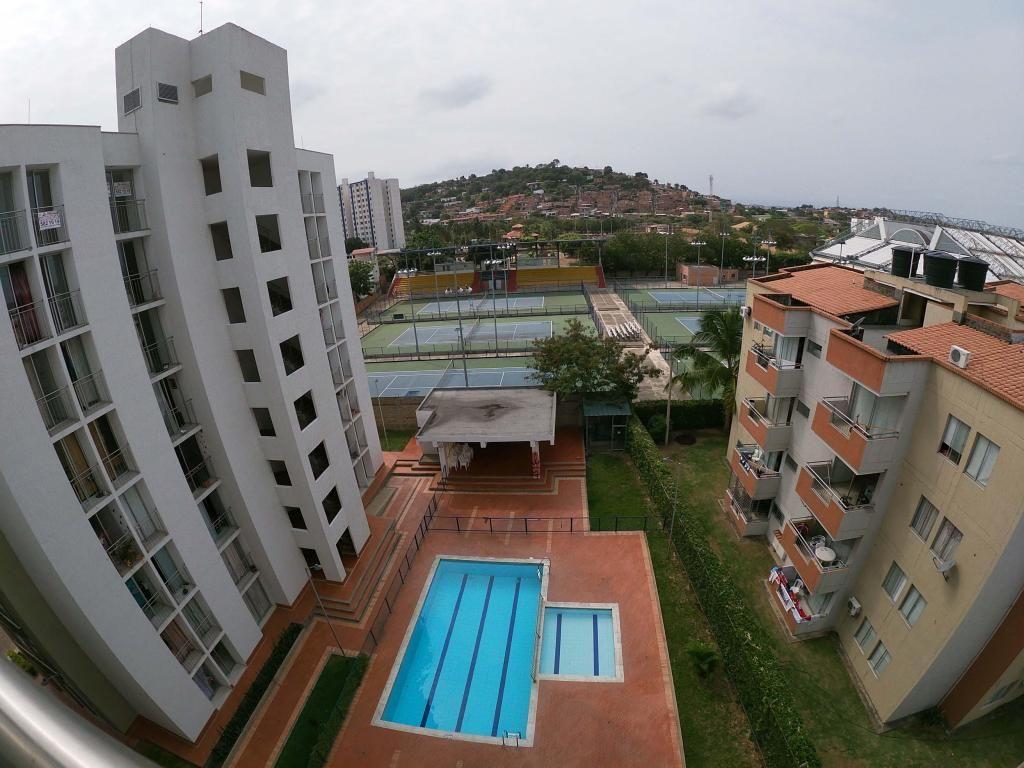 Se arrienda apartamento en Portachuelo, Código: 1210