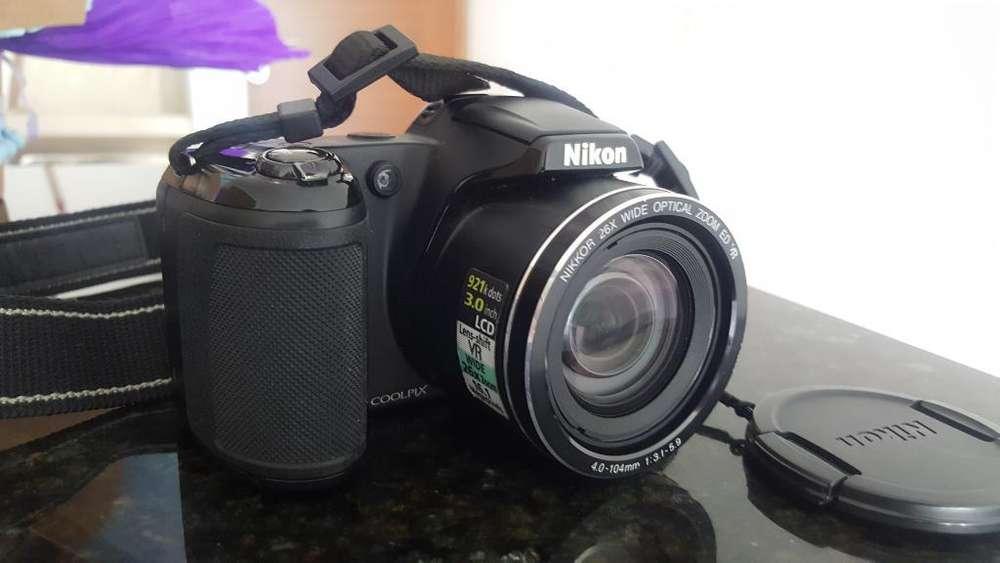 Se Vende Nikon Coolpix L810