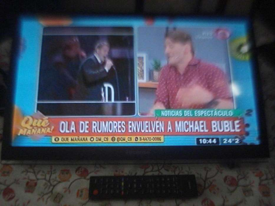Tv Led <strong>televisor</strong> 24 Hsense bgh C/ctrl Rem Orig Exc Imagen