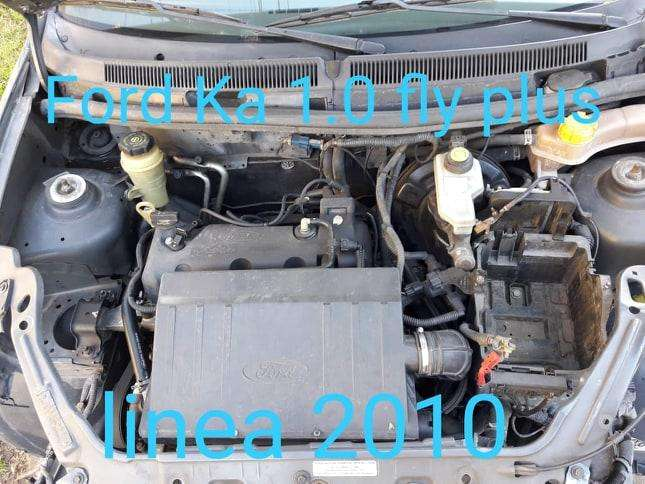 MOTOR FORD KA 1.0 FLY PLUS LINEA 2010