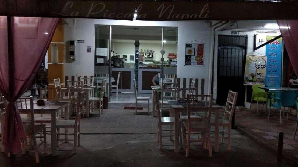 Se vende Pizzeria unica en Villavicencio con. Resetta Italiana